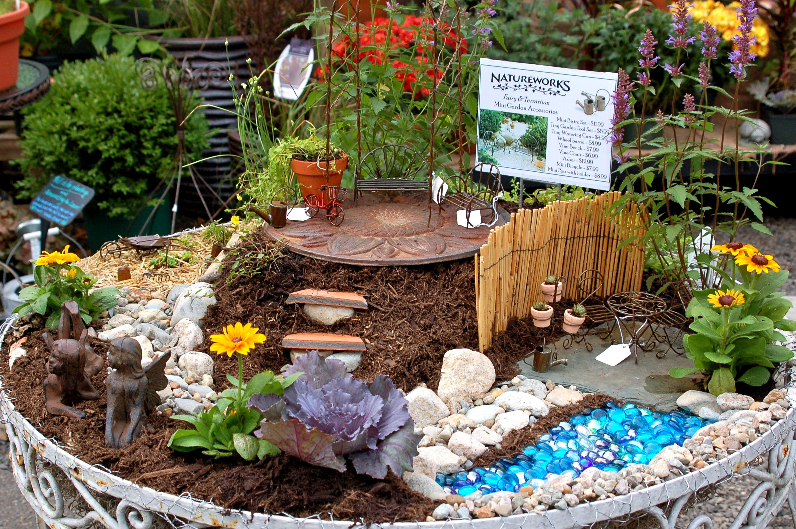 Miniature Fairy Garden Ideas diy miniature wheelbarrow fairy garden ideas and projects 17 Best Images About Miniature Fairy Gardens On Pinterest Gardens Miniature Fairy Gardens And