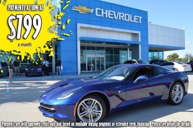 2017 Chevrolet Corvette Vehicle Photo In Sanford Fl 32771 Chevrolet Corvette Chevrolet Chevrolet Corvette Stingray