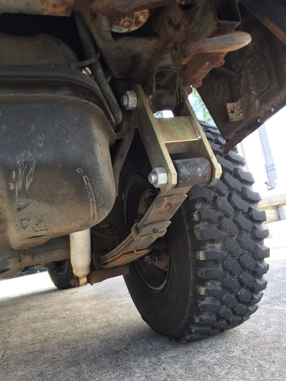 Y Modified Isuzu Para TrooperCaribes 1988 Accesorios Jeep4x4 Igb7Yy6fv