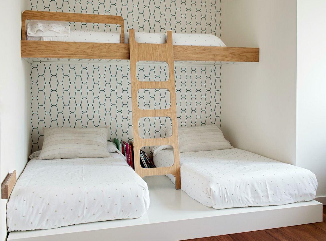 Beanhome Scandinavian Kids Rooms Bunk Beds Bunk Rooms