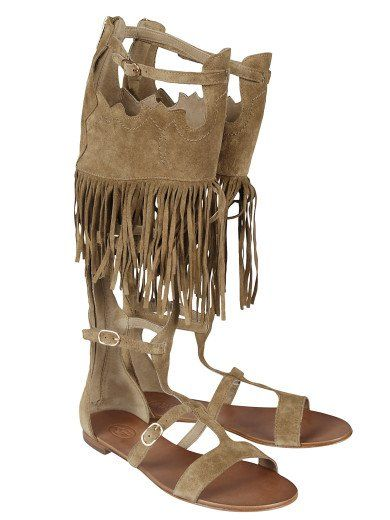 29f90c08d1c ASH Ash Margot Tall Suede Gladiator Sandals.  ash  shoes  sandals ...