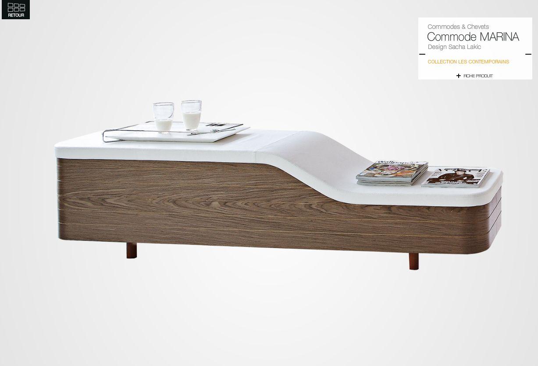 roche bobois commode marina interior objects pinterest interiors. Black Bedroom Furniture Sets. Home Design Ideas
