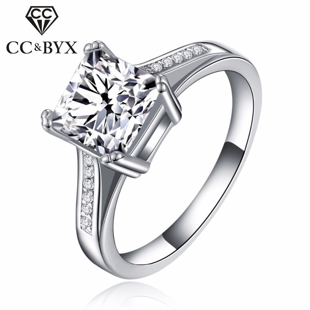 ANAZOZ Fashion Rings Stainless Steel Rose Gold Plated Hollow Flower 4MM Women Wedding Anniversary Rings