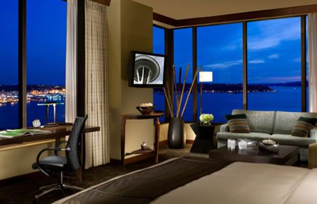 A List Of Some The Most Unique Seattle Hotels In Downtown Area Great For Out Towners Or Locals Wanting Staycation