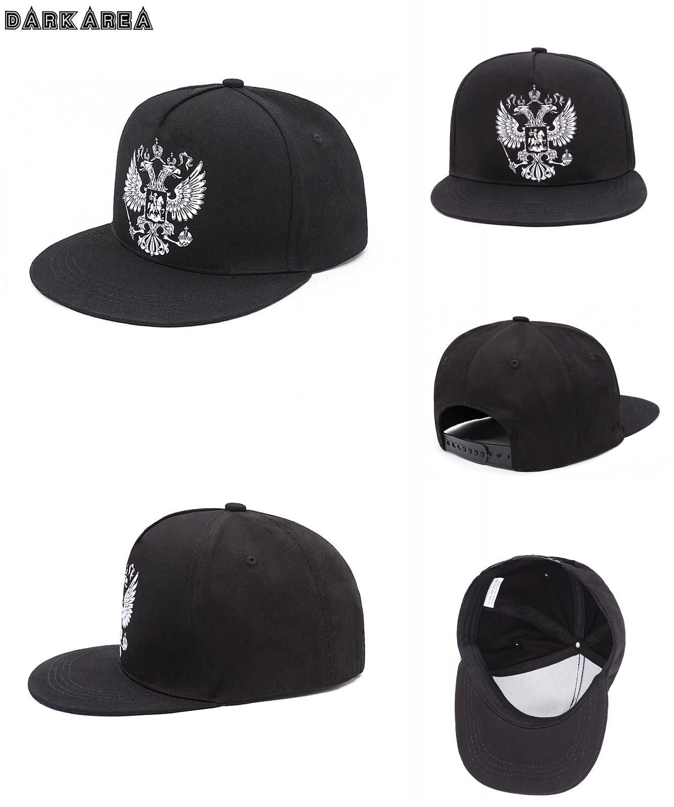 8b736d0b3c8  Visit to Buy  2017 New Russia King Snapback Caps Baseball Cap Hip Hop Hat
