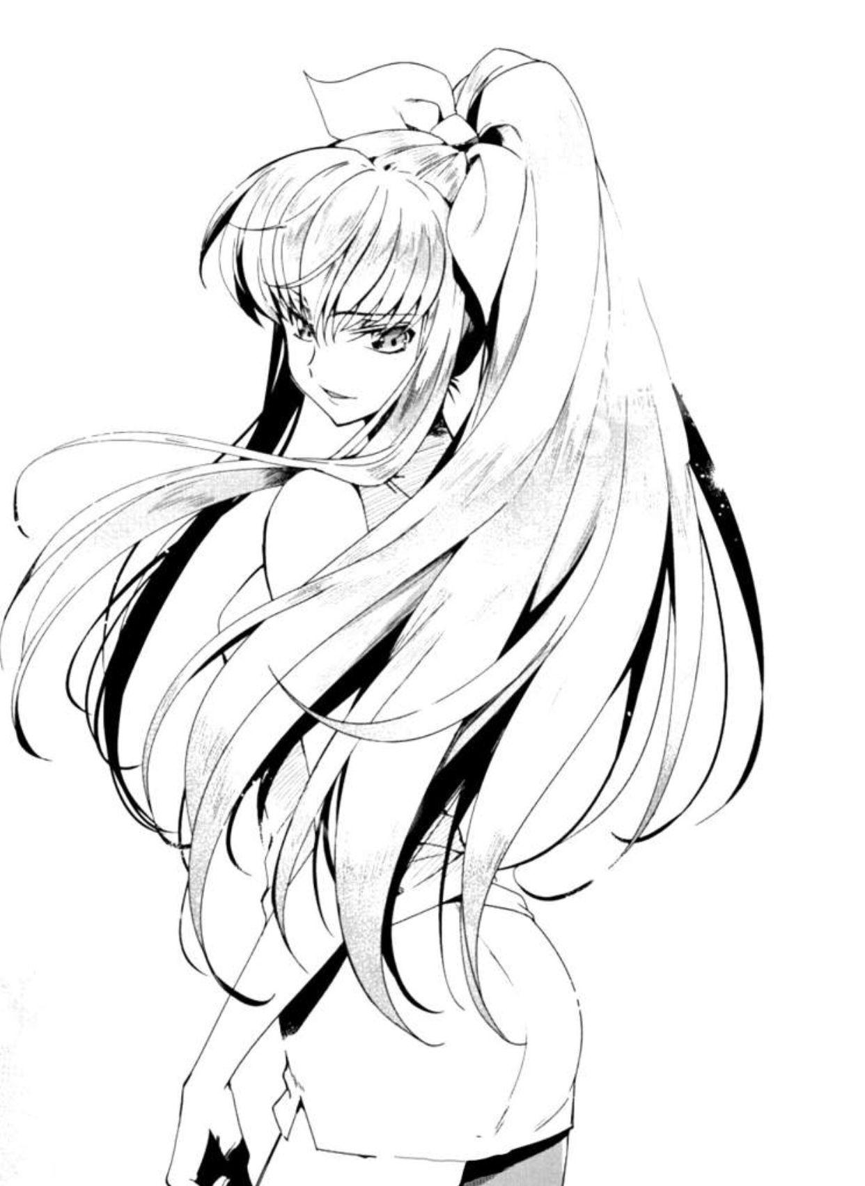 Anime C C
