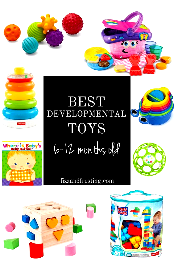 Educational Toys For Babies 6 12 Months Old In 2020 With Images 12 Month Old Toys Educational Toys Baby Toys