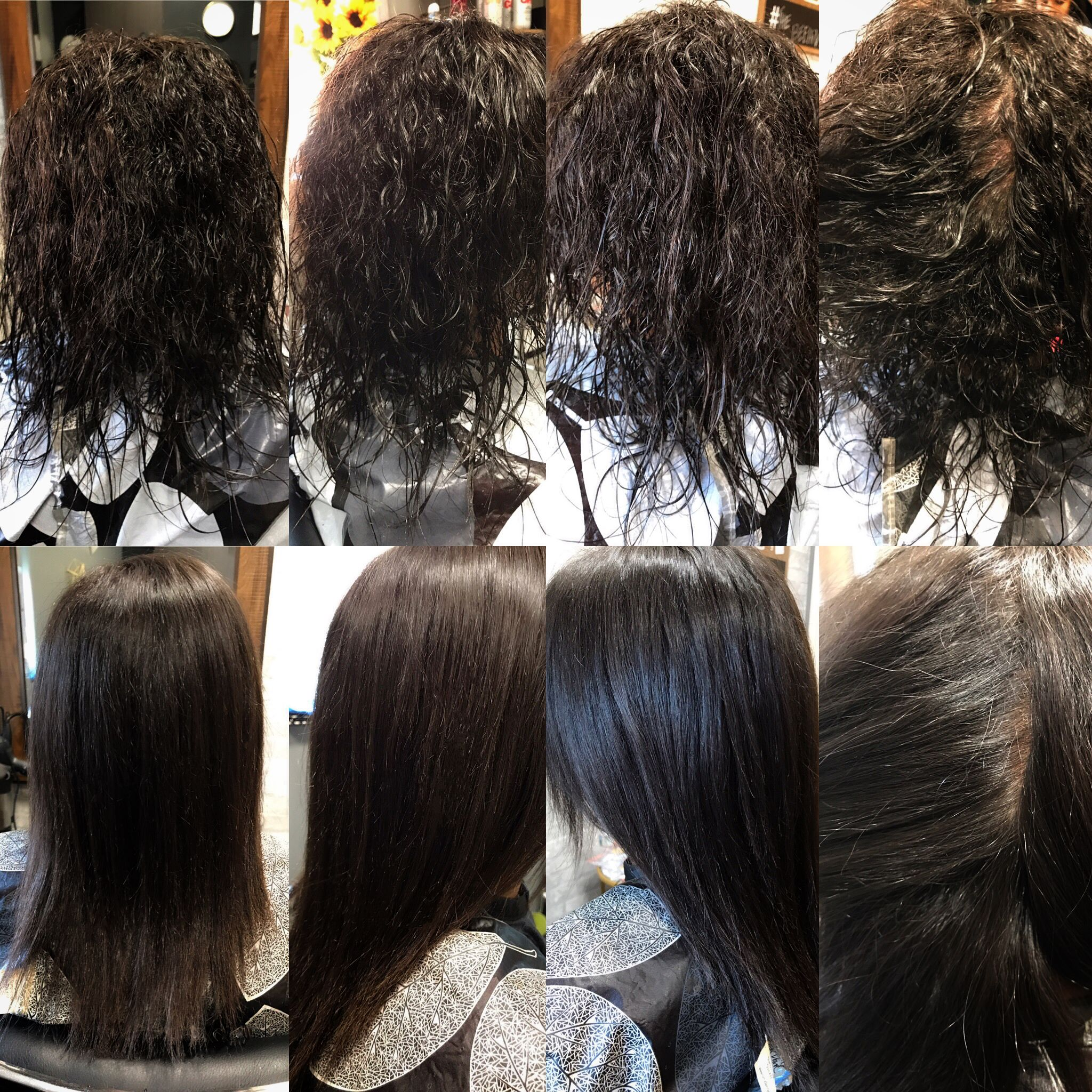 Come to Equanimous for your Keratin Straightening