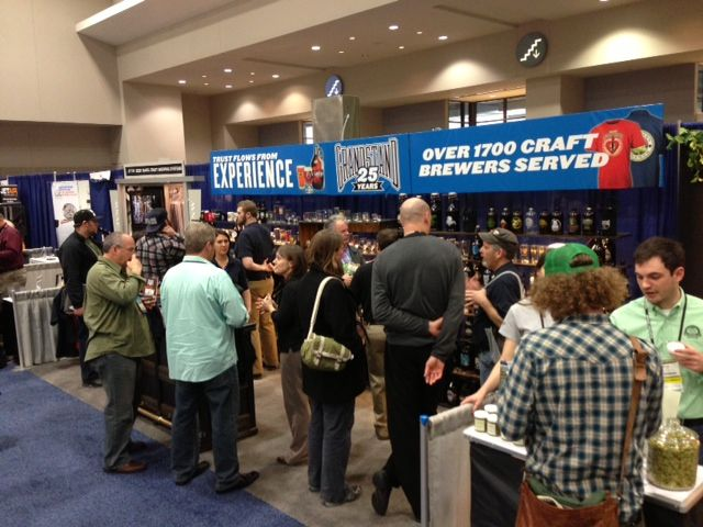 #cbc 2013 #craft #brewers #conference #grandstand