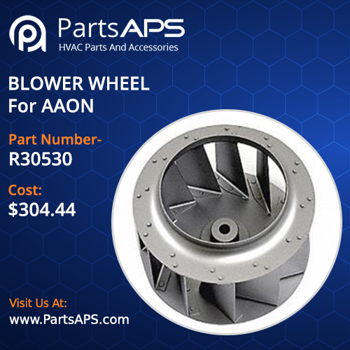 BLOWER WHEEL For Aaon Part R30530 Blowers, Wheel, Parts