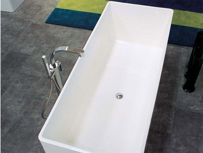 Vasca Da Bagno Flaminia Prezzi : Vasca da bagno in pietraluce® wash by ceramica flaminia design