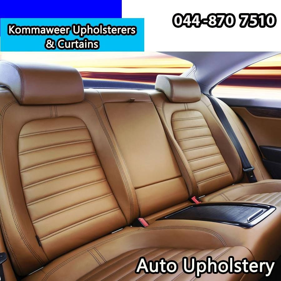 Have Your Vehicle S Interior Refurbished Kommaweer Offers