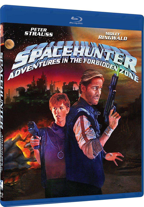 SPACEHUNTER: ADVENTURES IN THE FORBIDDEN ZONE (1983) Blu-ray | DVD ...
