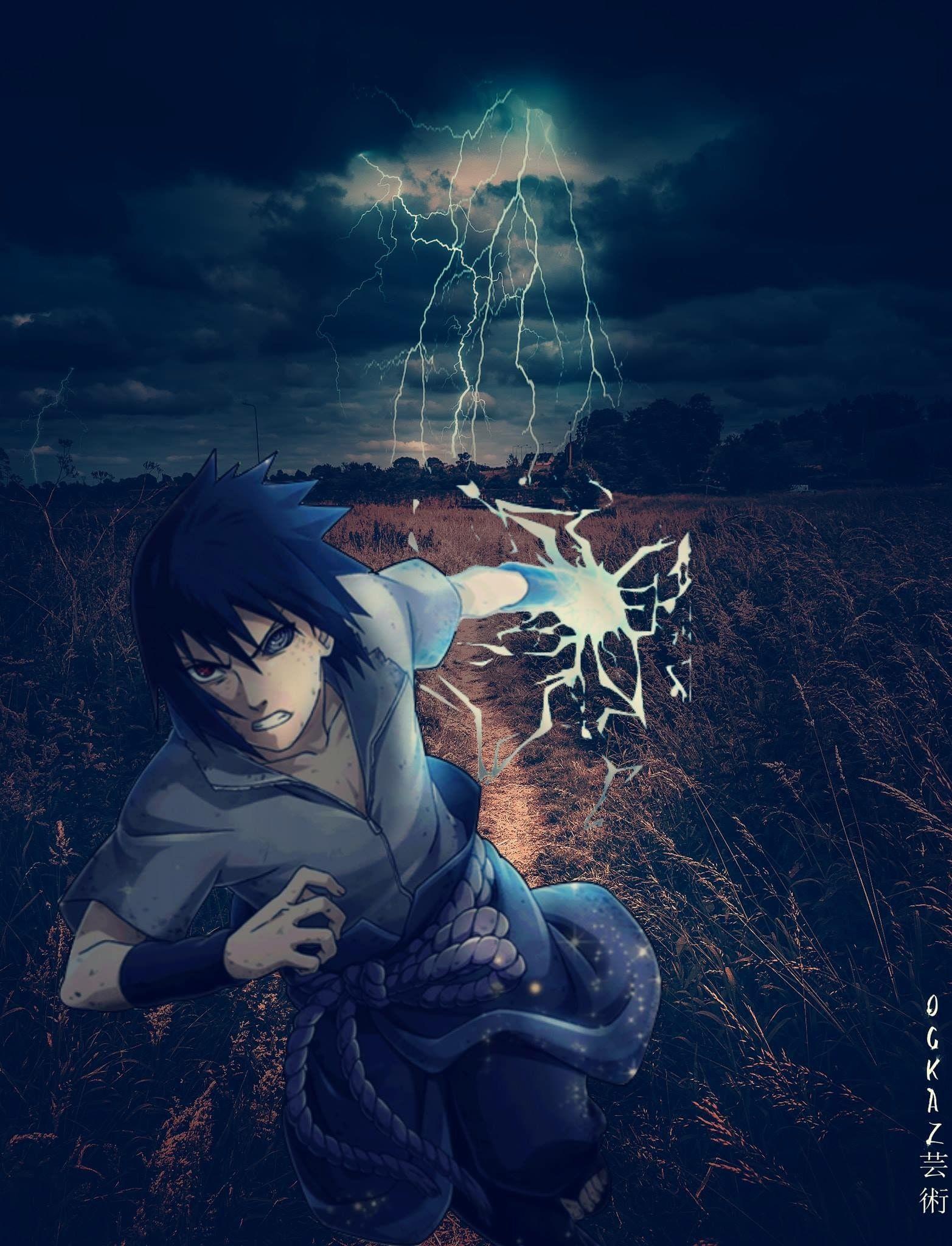 Pin Oleh Riki Di Anime Uchihas Animasi Gambar
