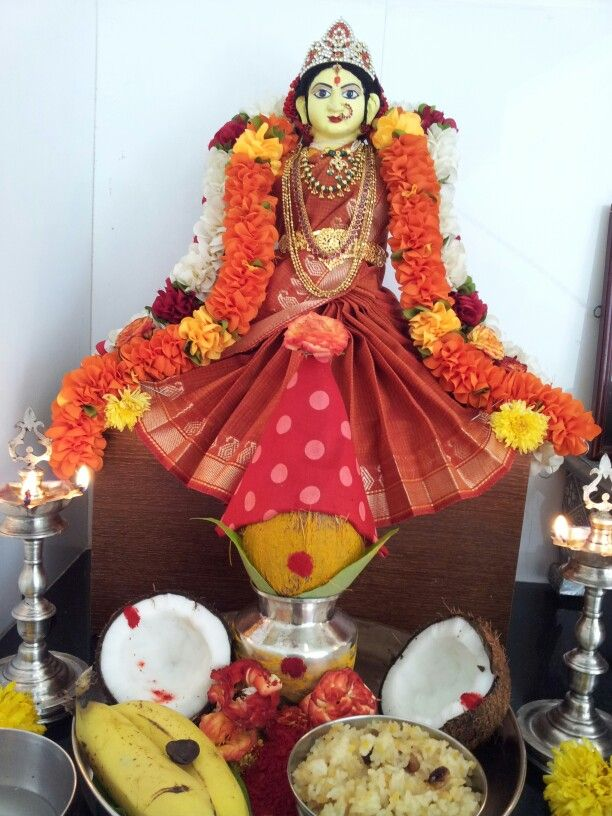 Items To Decorate Living Room: Lakshmi Puja...