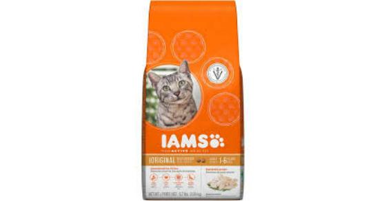 Walmart Iams Cat Food just 7.97 w Printable Coupon