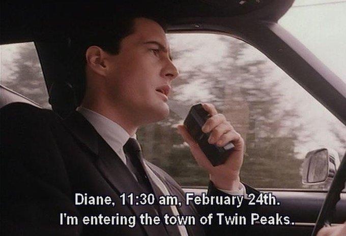 Twin Peaks Day  Feb 24