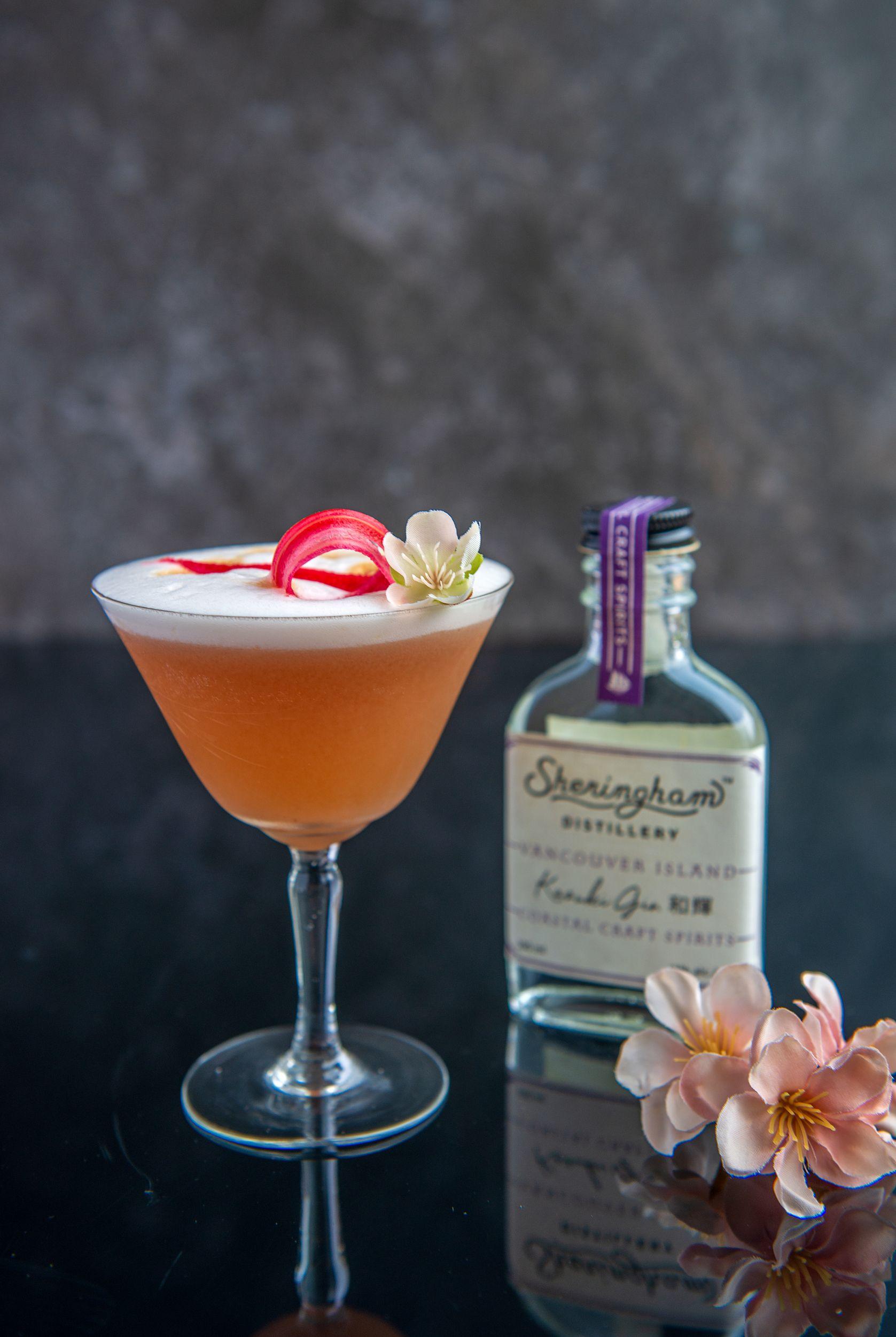Cherry Blossom Falling Recipe Cherry flavor, Tea farm
