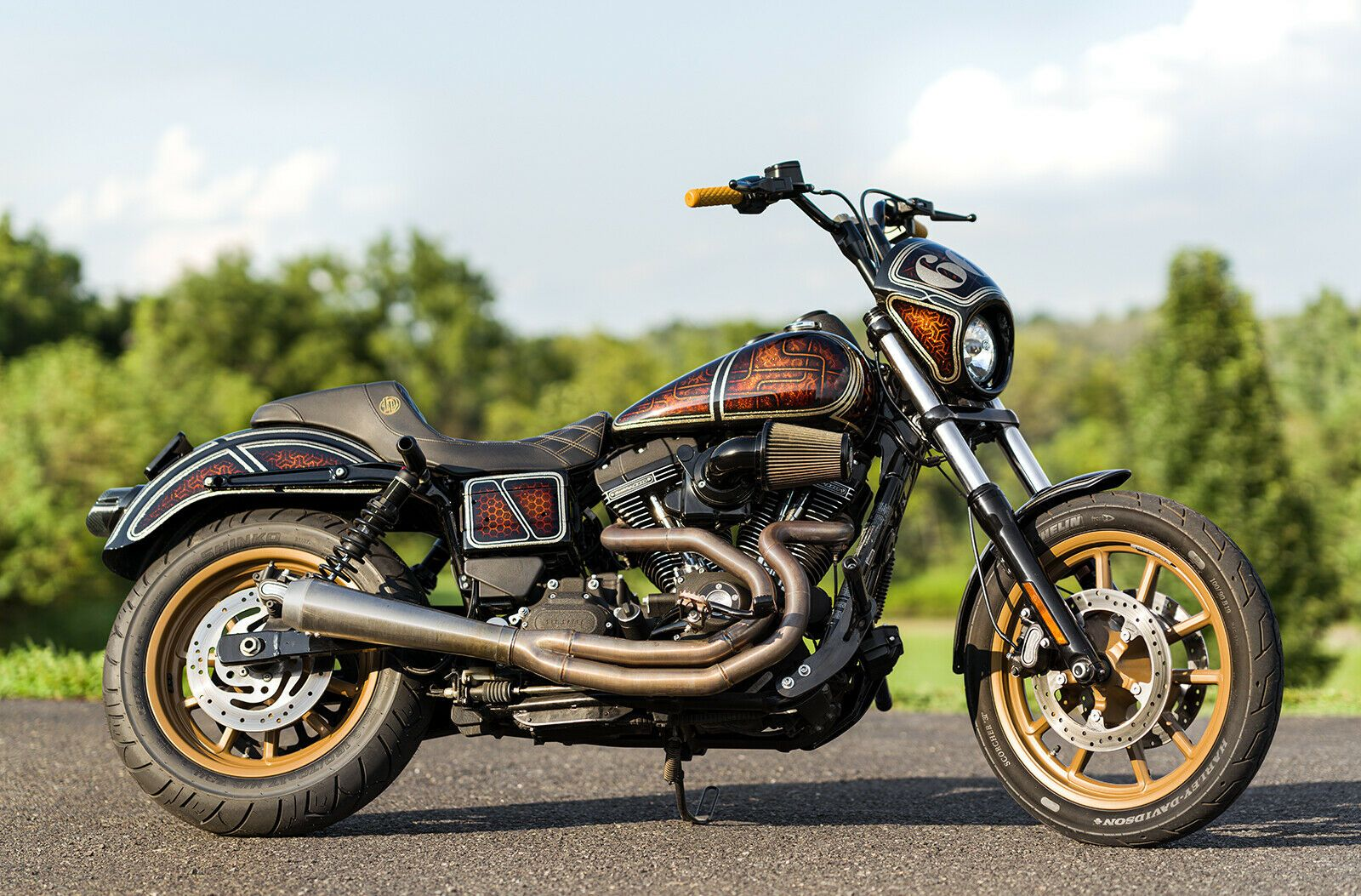 2016 Harley Davidson Dyna 2016 Harley Davidson Dyna Low Rider S Fxdls Custom Paint Thousands In Upgrades Harley Davidson Dyna Harley Davidson Harley