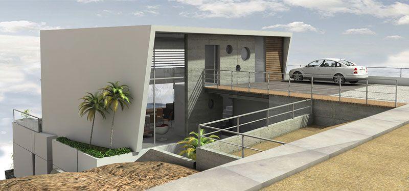 Casa palillos e 3 beach house e 3 playa palillos lima for Casa minimalista lima
