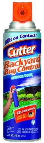 Pest Control Foggers - Cutter Hg95704 16Ounce Bug Free ...