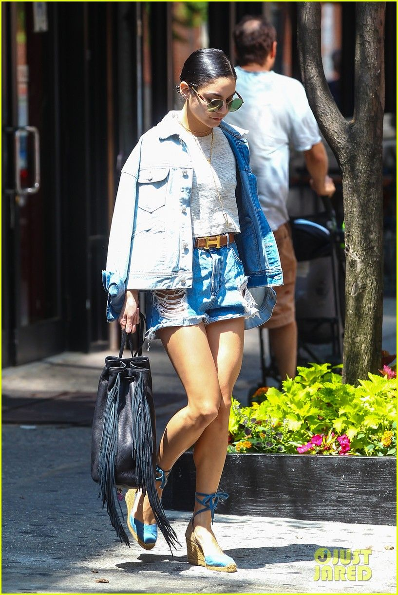 Vanessa Hudgens Never Hits The Snooze Button In The ...