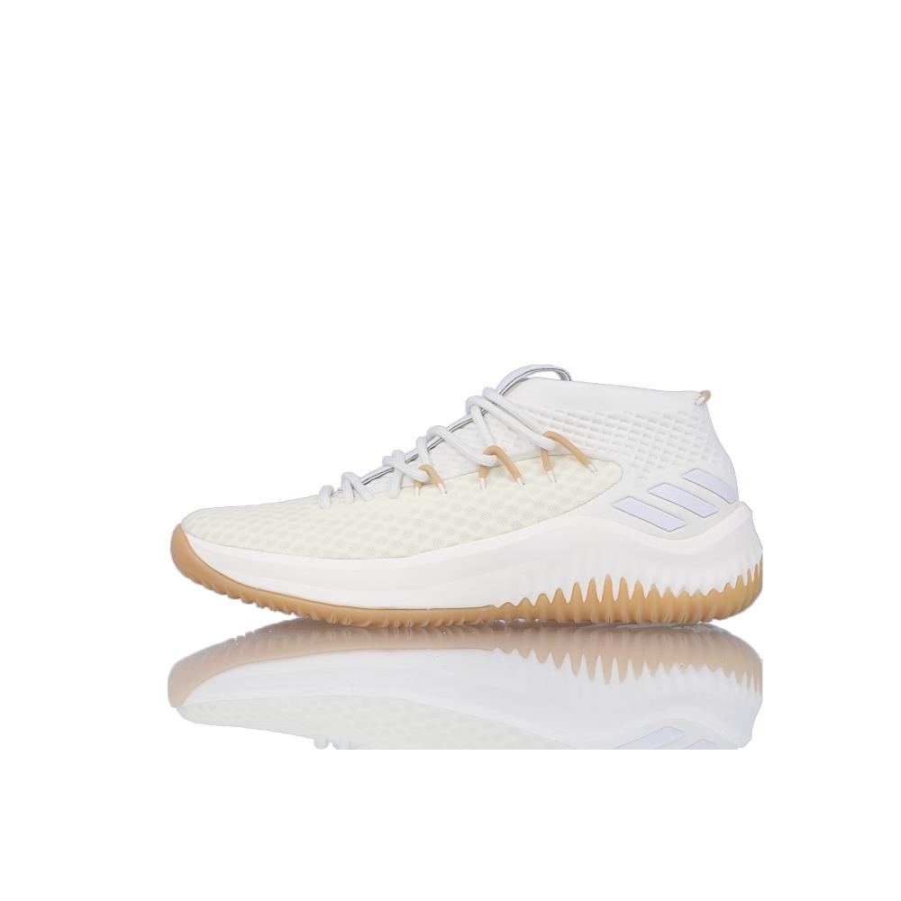 best website 295b1 77662 adidas Dame 4 Un-Dyed - EU Kicks Sneaker Magazine