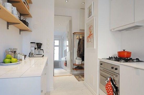 Ingenious Modern One Room Apartment Interior Design in Stockholm - Modern Homes Interior Design and Decorating Ideas on Decodir