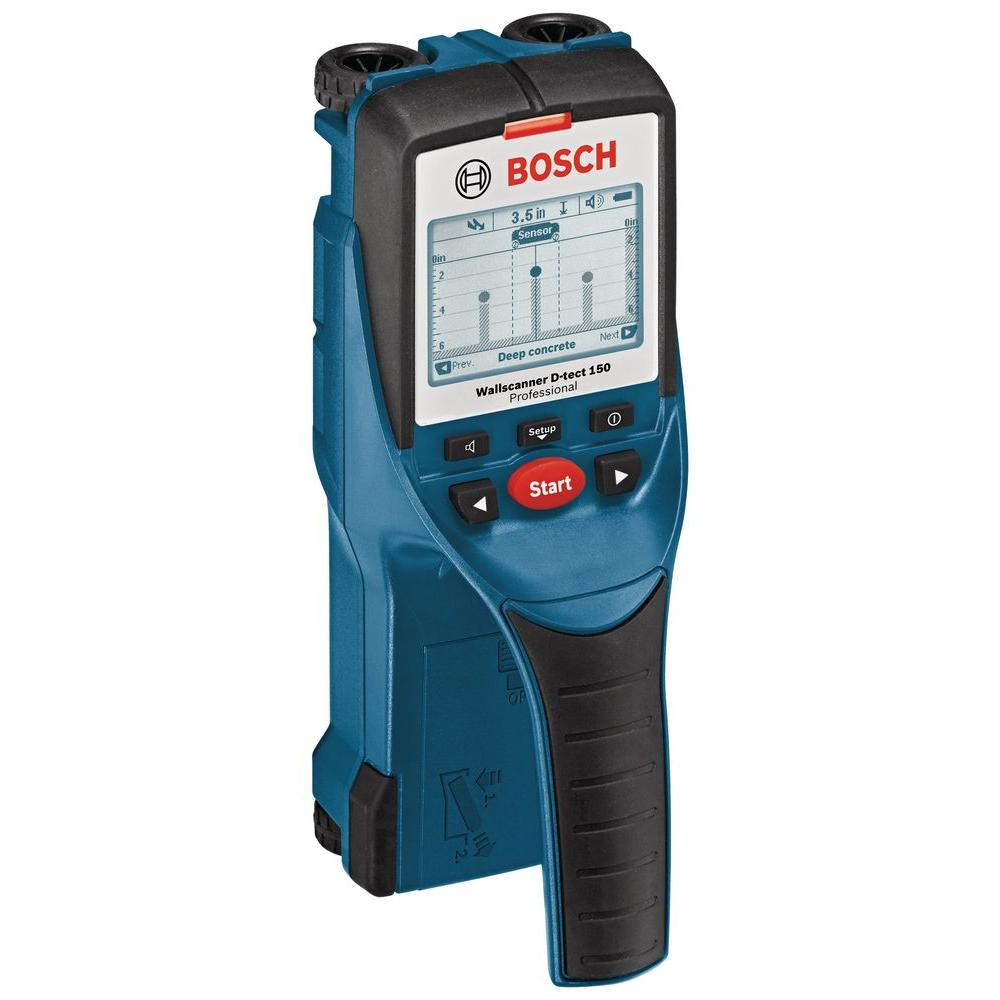 Bosch dtech 6 in multiscanner with 7 detection modes