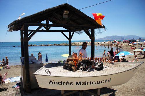 Andrés Maricuchi - Málaga (España)