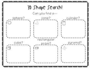 3D Shape Search