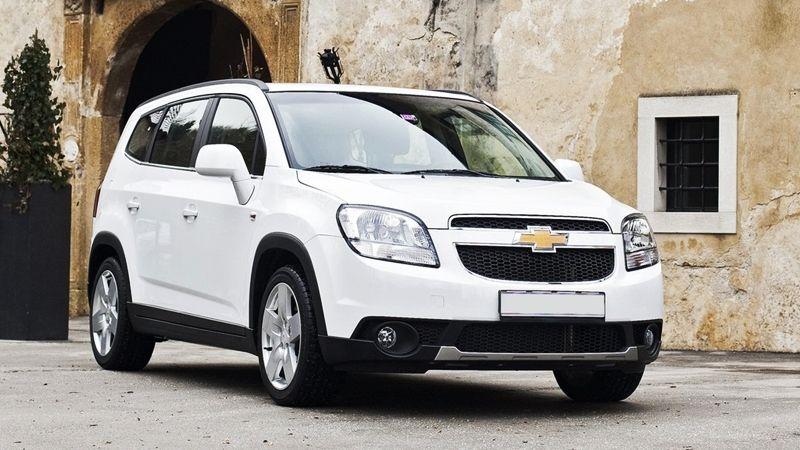 Mẫu Xe Mpv Gia đinh 7 Chỗ Chevrolet Orlando 2015 2016 Lấy Cac