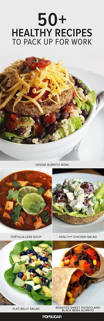 60+ Healthy Lunches That Help You Lose Weight
