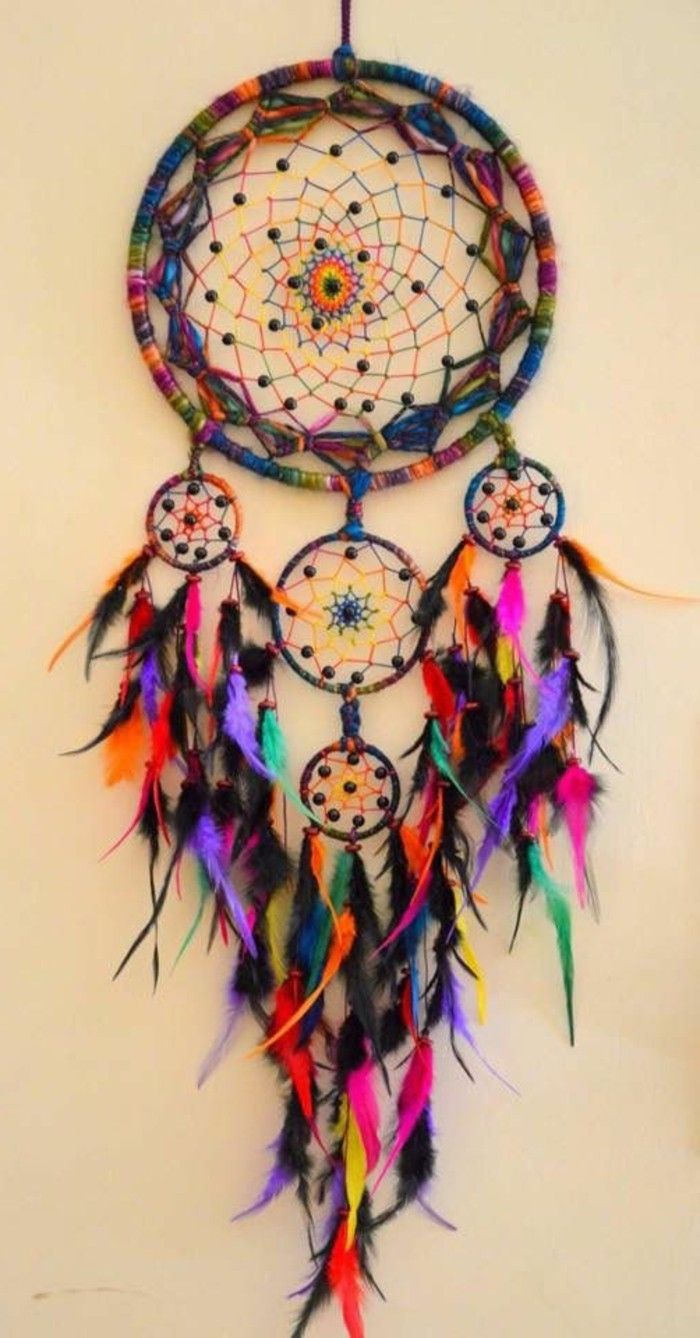 Photo of ▷1001 + Ideas for DIY Dreamcatcher Tutorials and 70 Lovely Photos