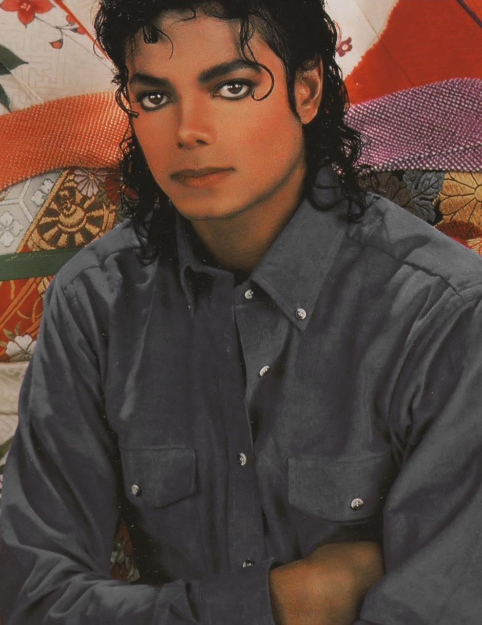 <3 Michael Jackson <3 He's so beautiful!