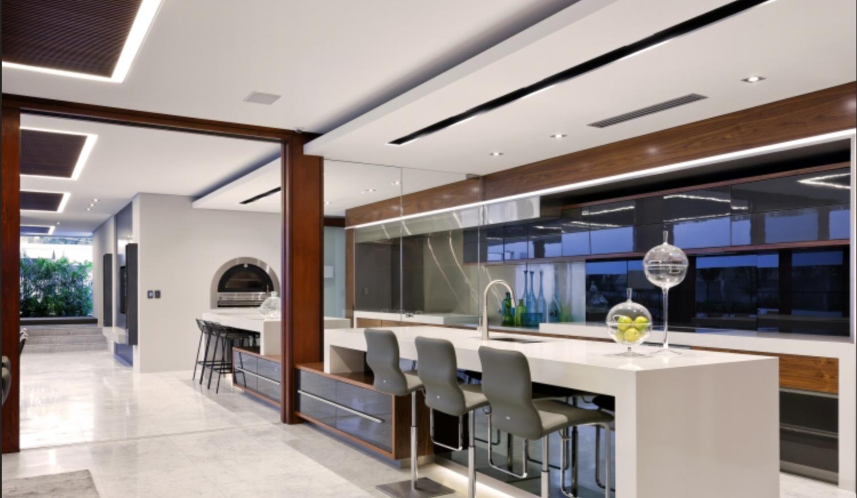 Indoor outdoor kitchen, 42 Hobbs Avenue, Dalkeith, Western
