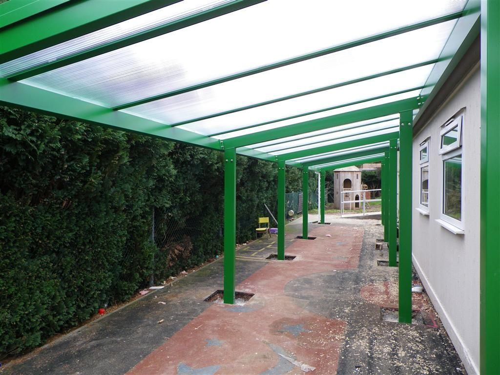 Aluminium Free Standing Canopy, Leanto, Patio Cover