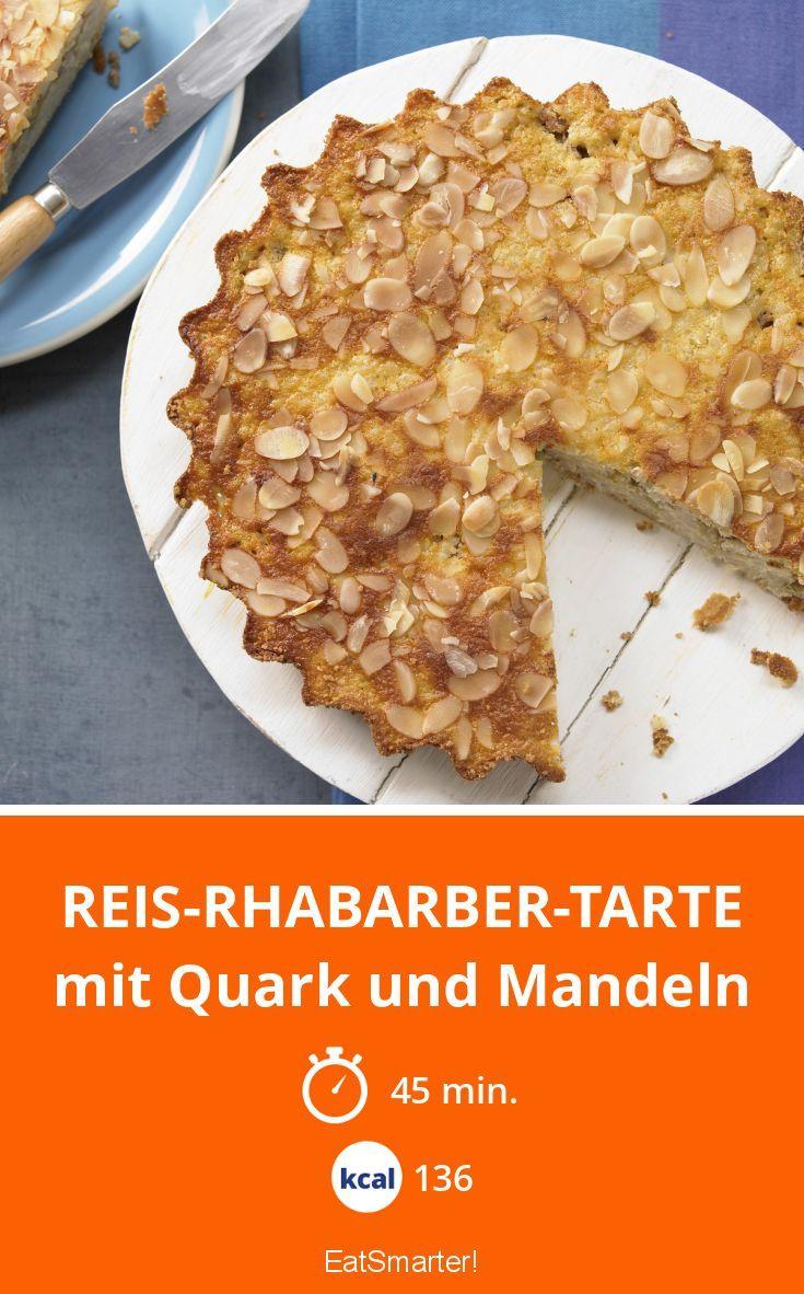 Reis Rhabarber Tarte Rezept Rezepte Pinterest Tart Cake Und Pie