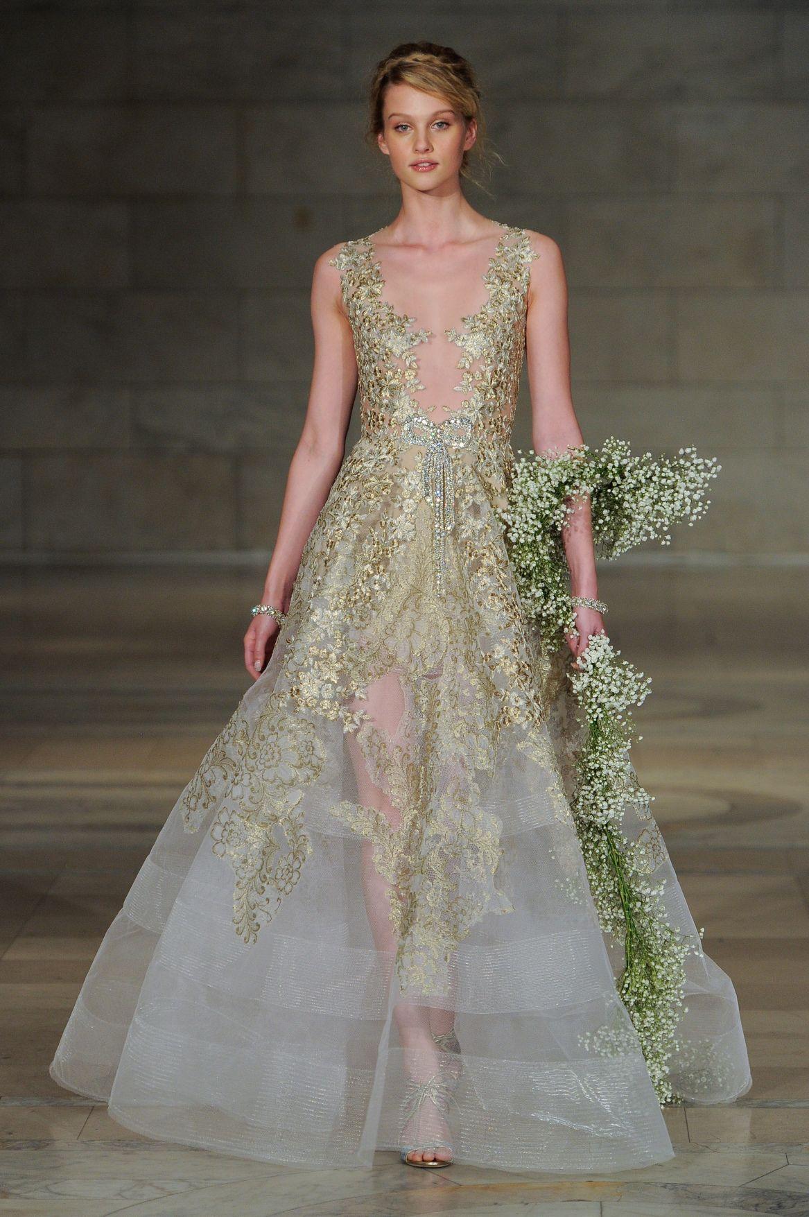77+ Golden Wedding Dresses - Plus Size Dresses for Wedding Guest ...