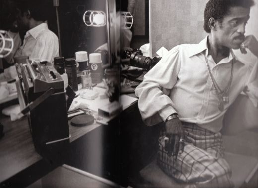 stolen moments a pictorial essay of the greatest jazz giants of sammy davis jr backstage at the duke ellington tribute at cbs tv los angeles