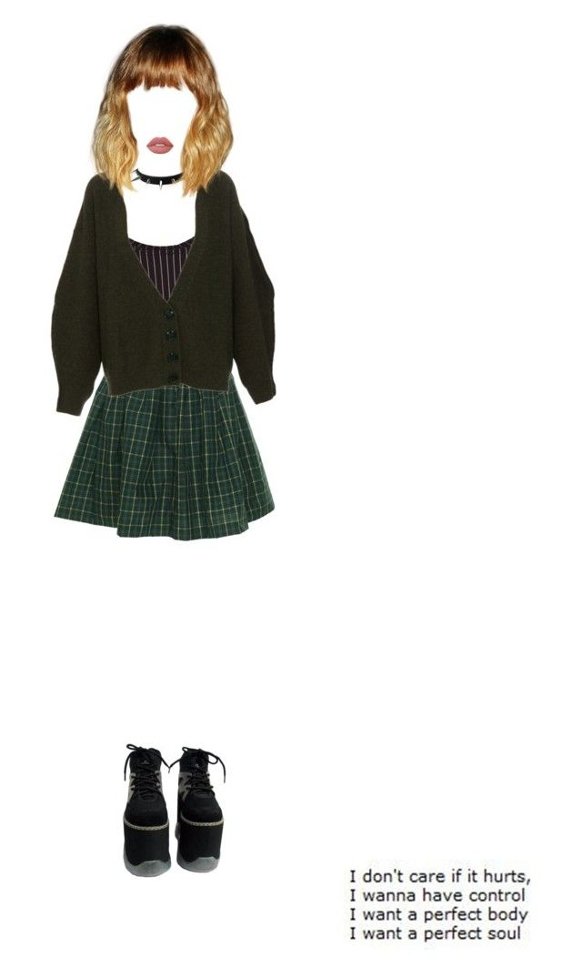 """""""Привет"""" by witchyrei ❤ liked on Polyvore featuring Tommy Hilfiger, STELLA McCARTNEY and Lime Crime"""