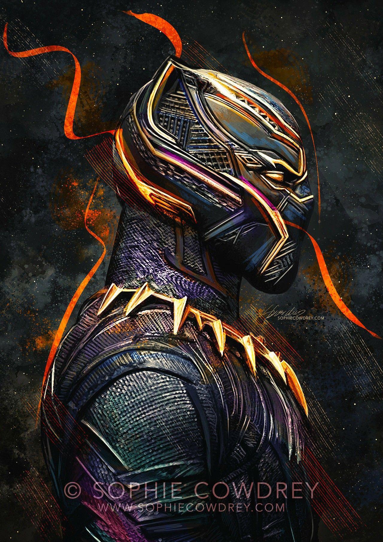 Marvel の画像 投稿者 Akihito さん ブラックパンサー