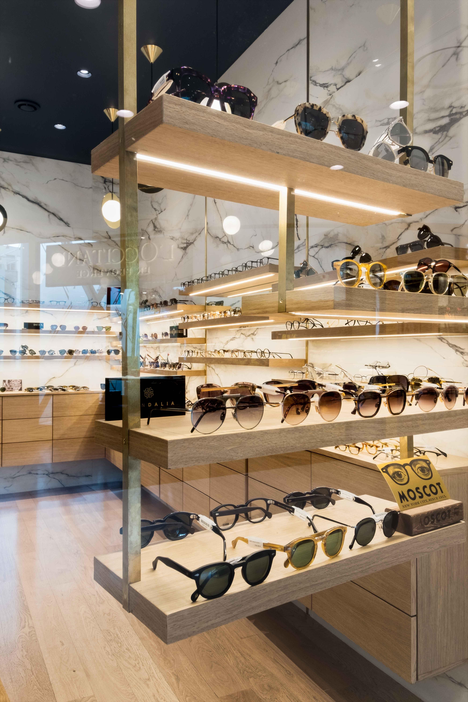 boutique parisienne de 25m2 gcg architectes les collectionneurs opticiens pinterest. Black Bedroom Furniture Sets. Home Design Ideas