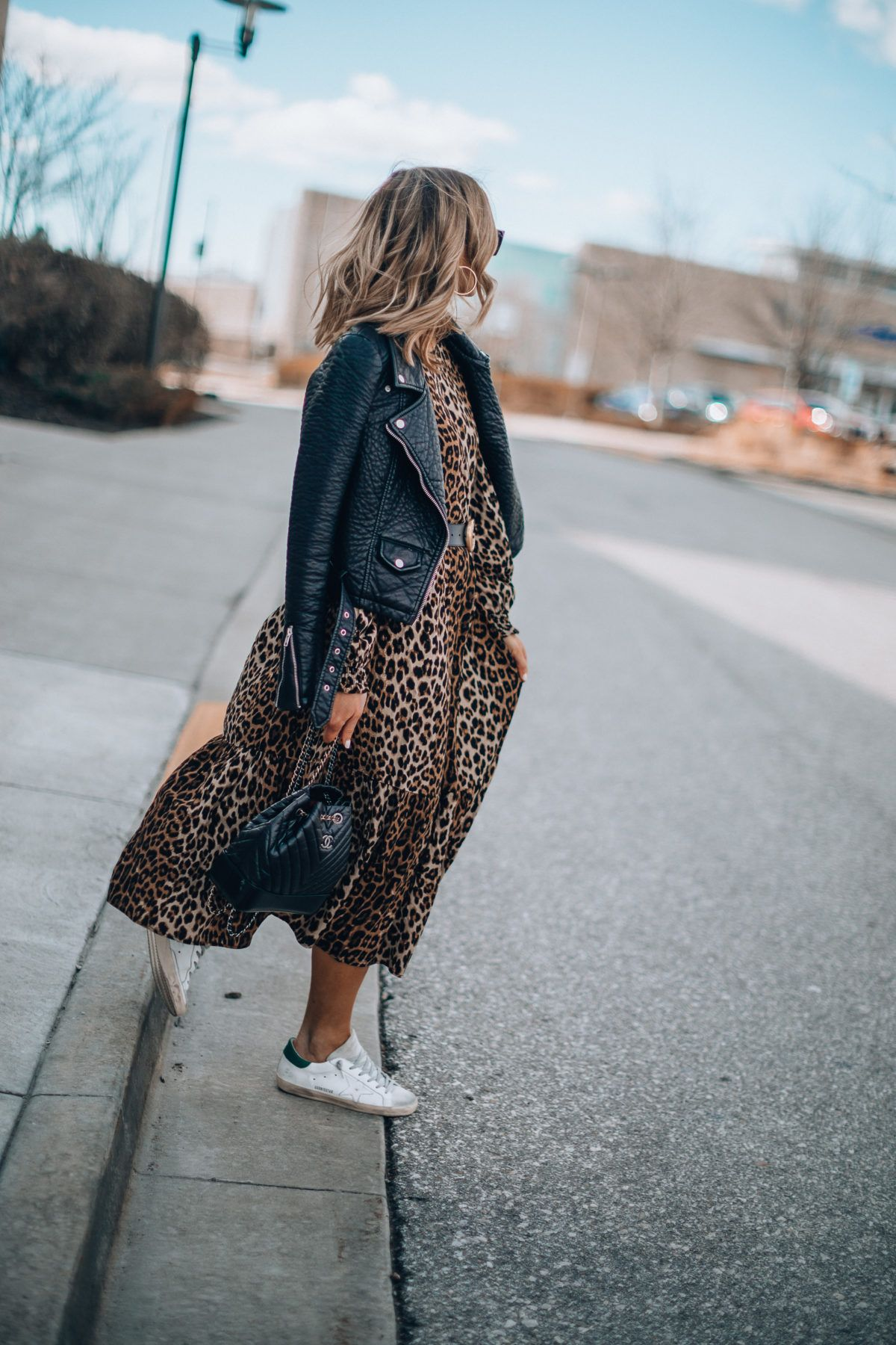 Photo of The $35 Leopard Dress You Need for Spring | Cella Jane