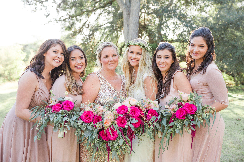 Austin Wedding Pecan Springs Ranch Austin Floral Crown