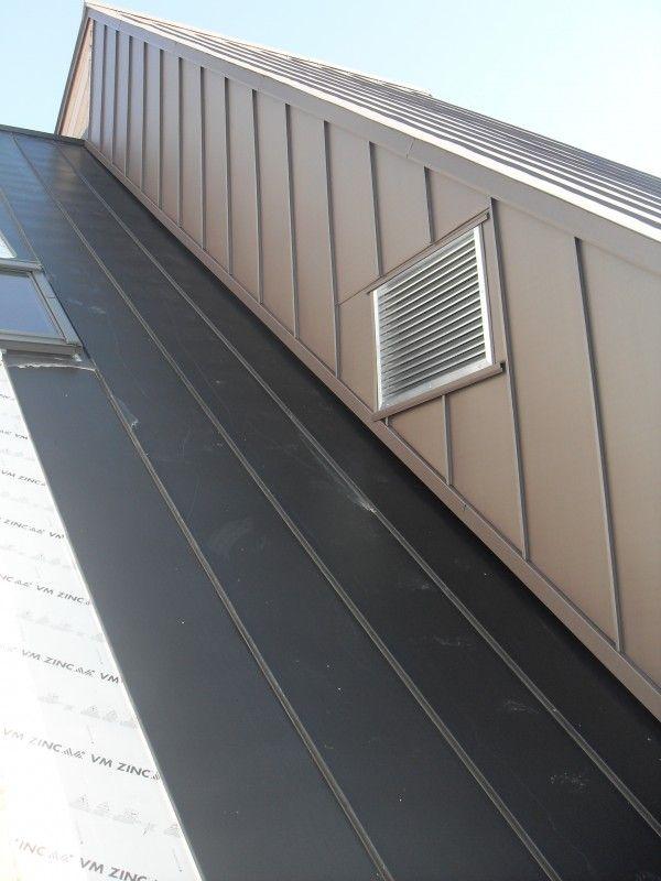 bardage bois zinc t le jura extension maison pinterest bardage bois bardage et t le. Black Bedroom Furniture Sets. Home Design Ideas