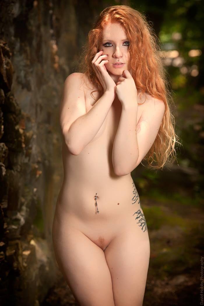 Redhead of the week nude — photo 7