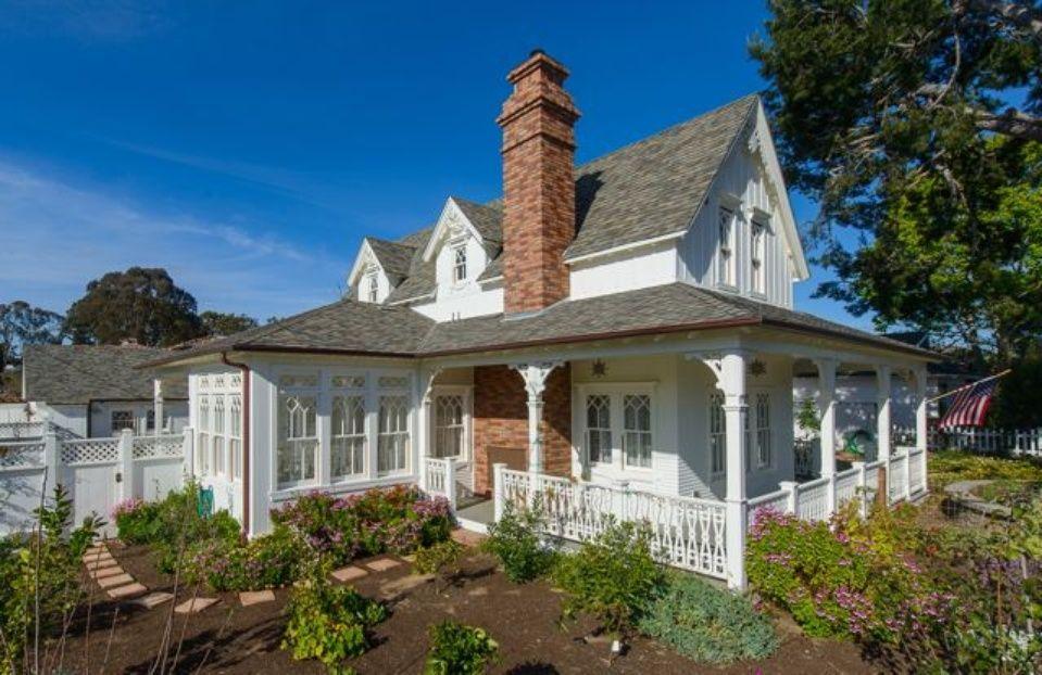 napa farmhouse plans. Napa Farmhouse Style Home In California  style House