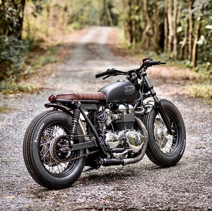Cafe racers scramblers trackers and custom motorcycles