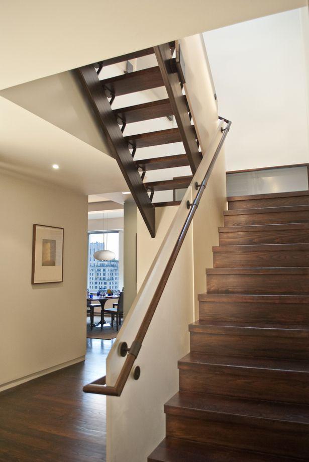 Duplex Penthouse   Staircase design, Architecture design ...
